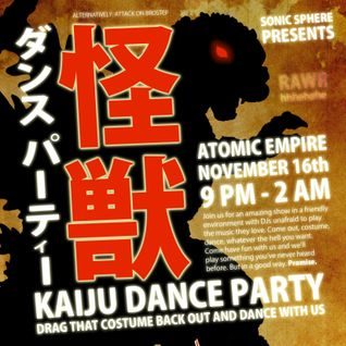 Kaiju Dance Party