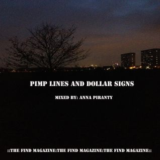 Anna Piranty - Pimp Lines & Dollar Signs