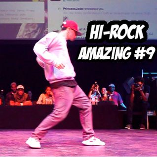 Hi-Rock Amazing HipHop-soul-funk Show pt. 9