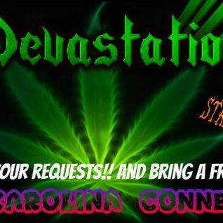 The Carolina Connection show on Metal Devastation Radio 8-30-15