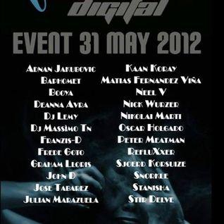 booya @ InsomniaFm Digital Event [31.05.2012]