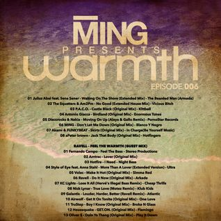 MING Presents Warmth 006 w Ravell