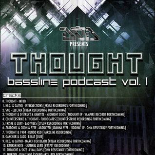 Thought - Bassline Podcast Vol. 1 (DOA Mix - 2011)