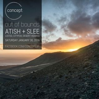 Atish + Mark Slee / Concept 06: Out of Bounds