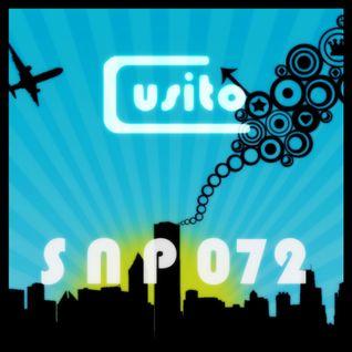 Cusito - Saturday Night Podcast 072 (18-05-2013)