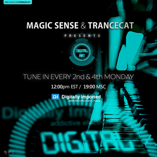 Magic Sense & TranceCat - Digital Art #22 [11.04.16]