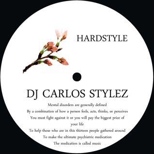 Carlos Stylez - Hardstyle Mix No.40