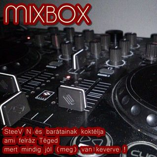 MiXBox dj mix by SteeV-N 06.30.2016.