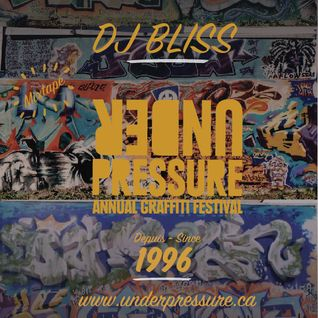 #2 - Dj Bliss - UP2015 20th Anniversary Mixtape Series