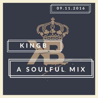 KingB an all soulful mix