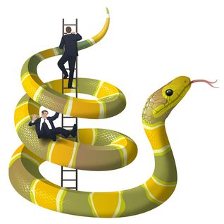 Chris & Dan's Snakes And Ladders - Show 3