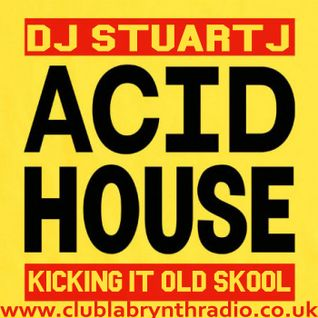 Fast eddie shows mixcloud for Old skool acid house