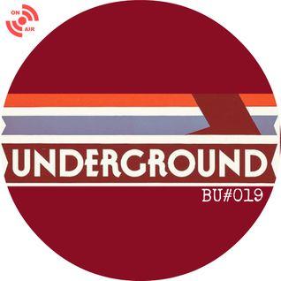 Broadcast Underground #019 : Muenchen
