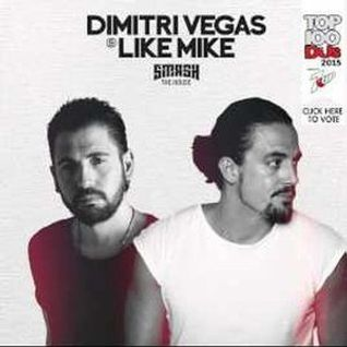 Dimitri Vegas & Like Mike - Smash The House 162 - 2016-06-03