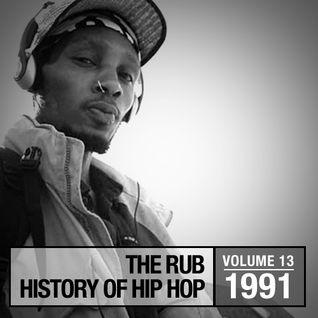 Hip-Hop History 1991 Mix