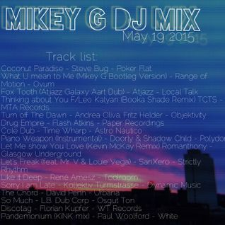 DJ Mikey G Mix May19 2015