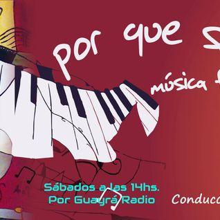 Por Que Se Me Canta (Mar del Plata) XXIII
