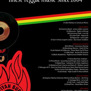 fiyah burn sound - finest reggae music since 2004 [mix]