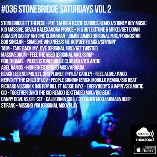 #036 StoneBridge Saturdays Vol 2