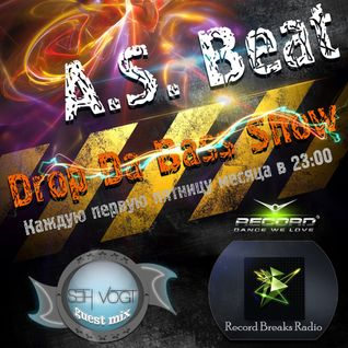 A.S. Beat - Drop Da Bass Show (Seth Vogt Guest Mix) @ Record Breaks Radio # 4