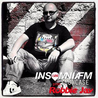 Robbie Jay - Insomniafm Showcase 026 - Proton Radio