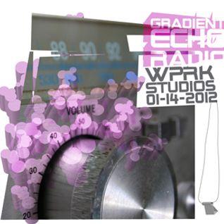 GradientEchoRadio_WPRK Studios_01-14-2012