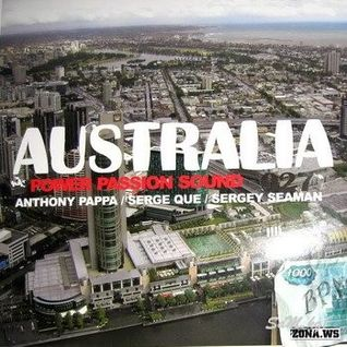 Anthony Pappa - Australia Bootleg Mix (2008)