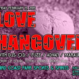 DJ ADVAN! - Live From Love Hangover (2.15.15)
