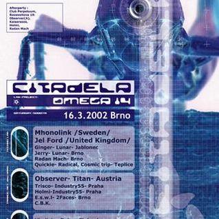 Jel Ford @ Citadela 14 (16.03.2002)