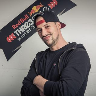 DJ Jay-K, Switzerland, Basel, Red Bull Thre3Style National Final