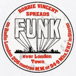 Soul Time # 44 ~ UK DJ Robbie Vincent's All Winners Show from 16/10/1982