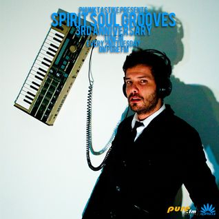 Spirit Soul Grooves 037 (3RD Anniversary Mix) Jan 2012 Pure Fm