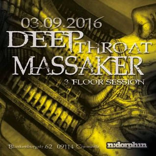 Sacrifice @ Deep Throat Massaker 5 3.9.16 Ndorphin Chemnitz