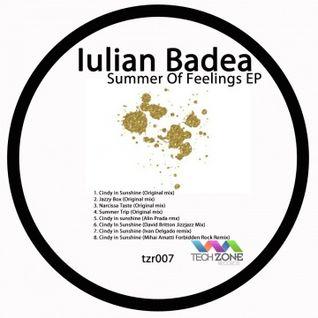 IULIAN BADEA - Cindy in sunshine ( Alin Prada rmx )