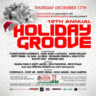 HOLIDAY GROOVE 2015 MIX