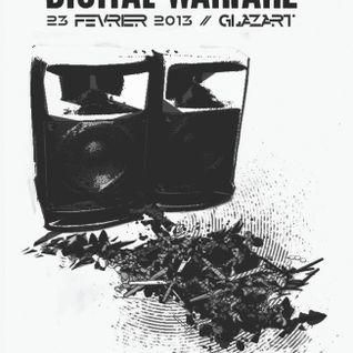 Maât's Monthly Mixtape #6 - Digital Warfare