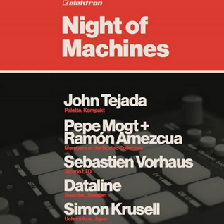Pepe Mogt - Live at Night Of The Machines