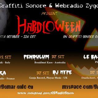Graffiti Sonore Show - Week #6 Hardloween - Part 2