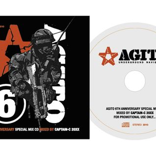 "AGITO Presents ""ANTI BABYLON MIX"""