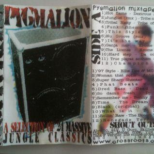 A selection of 24 massive jungle classics - Pygmalion