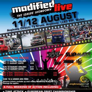 Modified Live 2012 @ Anglesey
