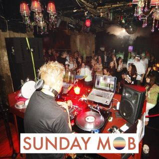 LIVE SET @ SUNDAY MOB -2015/7/6