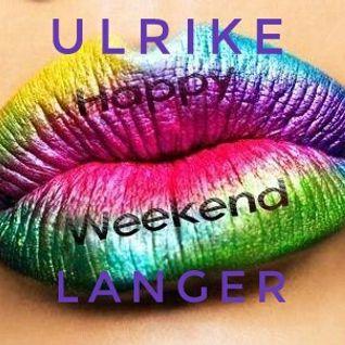 Deep House/Nu Disco Happy Weekend Mix by Ulrike Langer♥