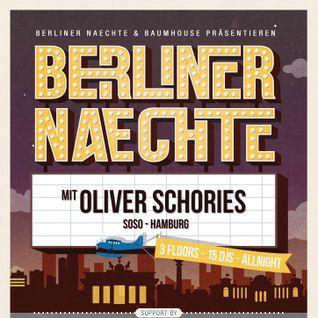 Dominic Banone @ Berliner Nächte 06.11.2015 (Tanzhaus West, Frankfurt)