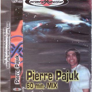 Pierre Pajuk - Warehouse Club Audiotape Mix- 2001