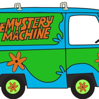 The Mystery Machine Mix by Joshua Whyte-October 2016