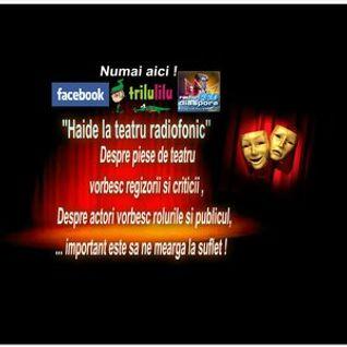"""Ora de teatru radiofonic  cu """"Mari actori ai Romaniei""""  La un pas de moarte -dupa- Ilf si Petrov-"""