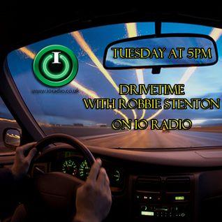 Drive Time With DJ Stenton on IO Radio 150316