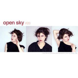 Open Sky #20 | Gloria Ann Taylor, Sly Johnson, Stanton Davis, Lizzy Mercier Descloux...