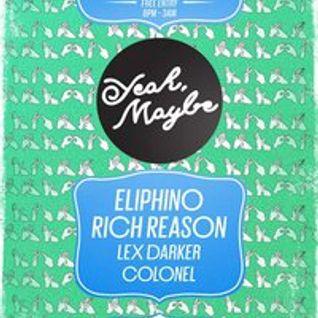 Yeah, Maybe Summer Mixtape 2011